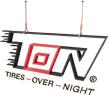 TON-Großhändler für Reifen u. Felgen Logo