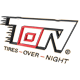 TON Tires-Over-Night Logo